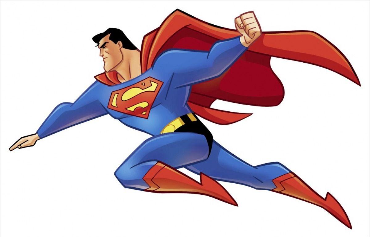 10 Mewarnai Gambar Superman Con Imagenes Superman Dibujo