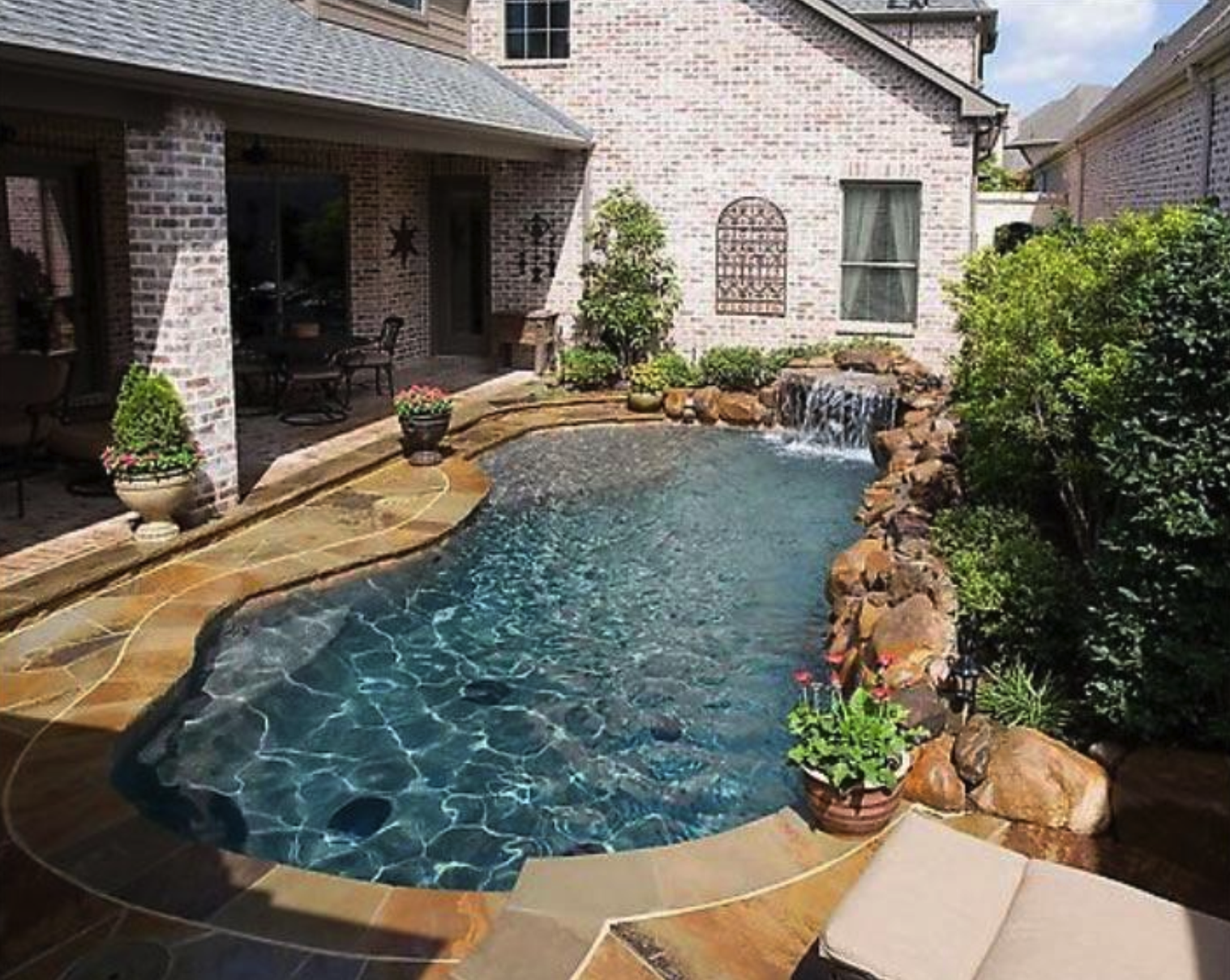 Dream pools Dream-pools Pools Small pools Swimming pools ... on Dream Backyard With Pool id=45561