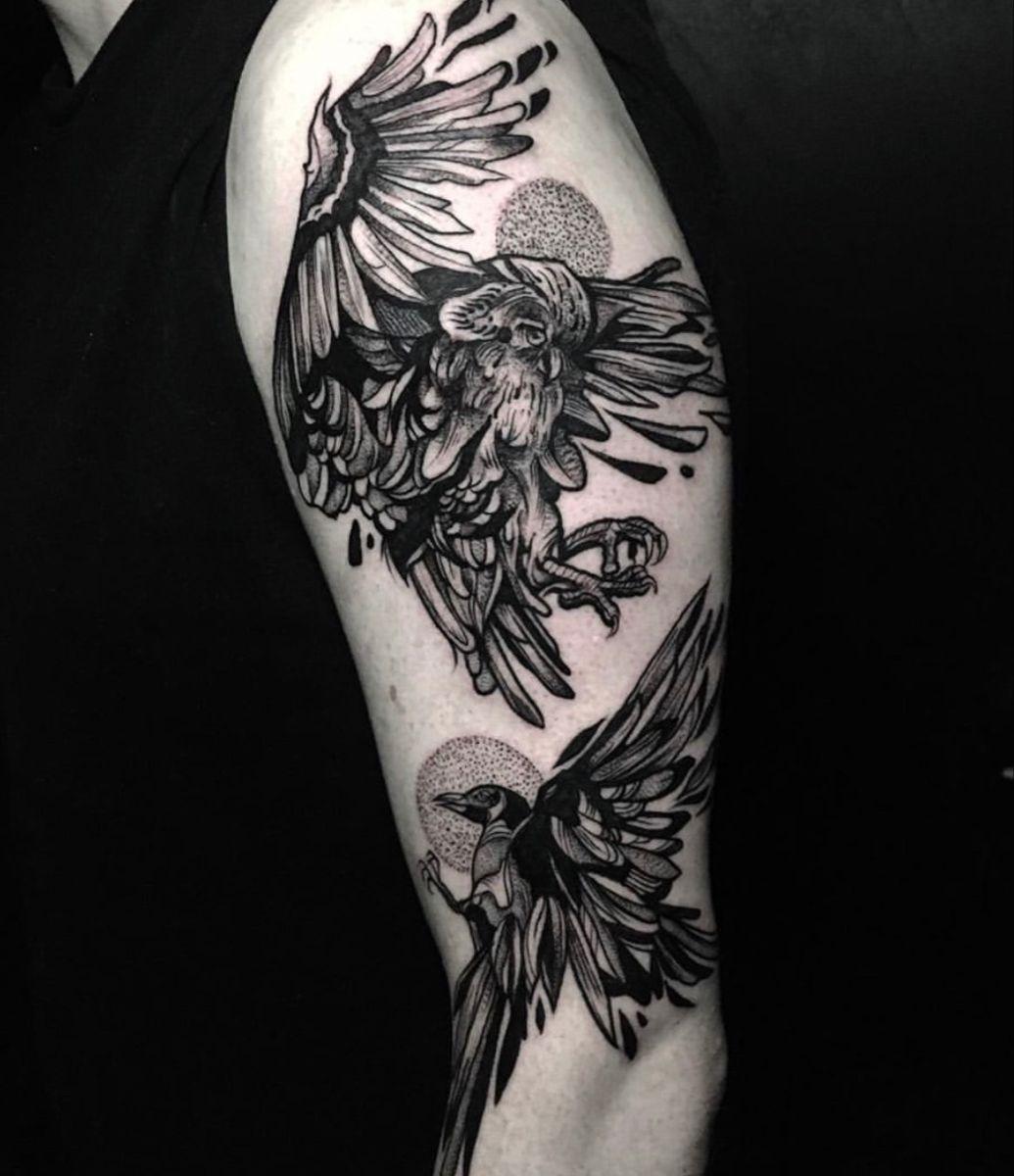 Birds By Adrian In 2020 Bullet Tattoo Tattoo Equipment Tattoos