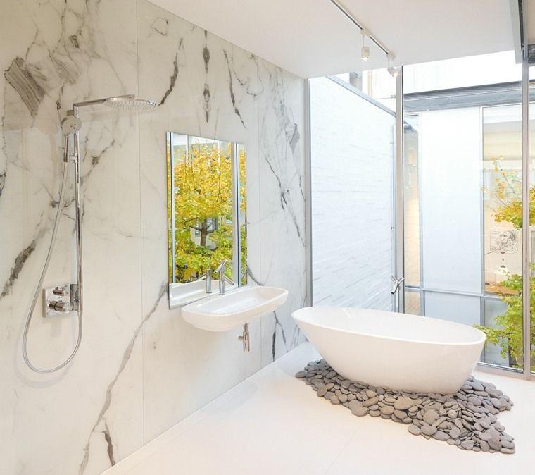 Crédence salle de bain : 25 idées en images | Credence salle de ...