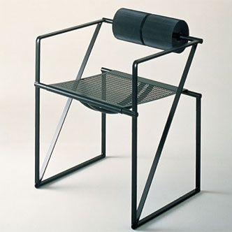 "Mario Botta ""Seconda Chaire"" by Alias 