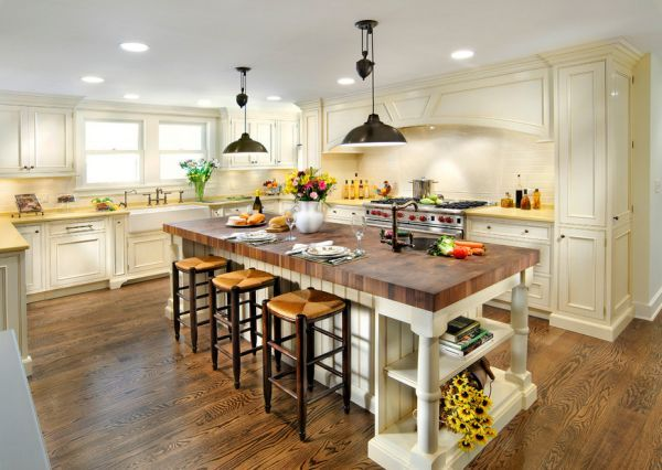 How To Calculate The Cost For Installing A New Kitchen Island Kitchen Design Kitchen Island With Seating Kitchen Island With Butcher Block Top