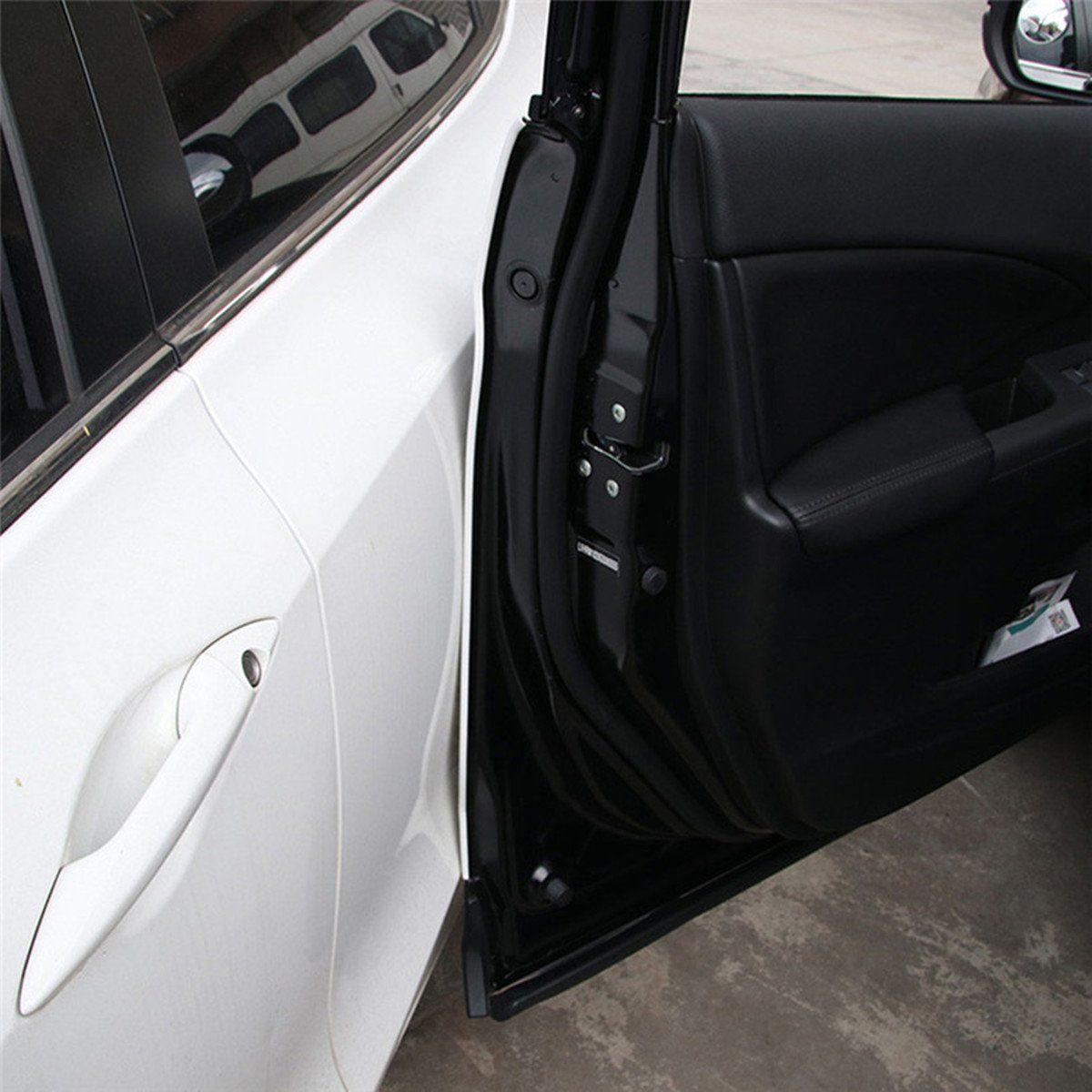 Door Edge Guard Protected Lining Trim Molding Fits Most Cars Car Door Edge Guards Trim Rubber Seal Protector Gua Door Protector Moldings And Trim Black Molding