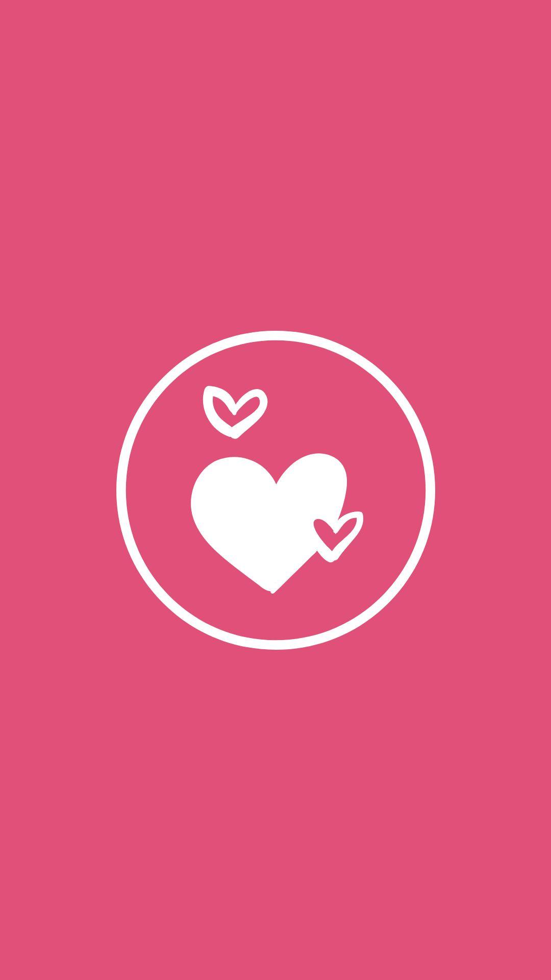 Hearts Instagram Highlight Covers In 2019 Instagram Highlight