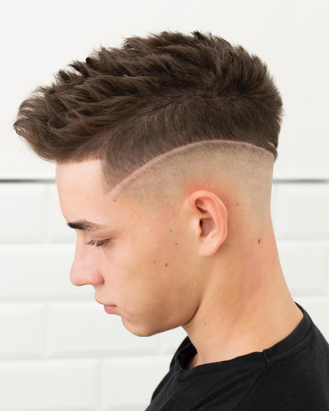 Pin On Easy Mens Hairstyles