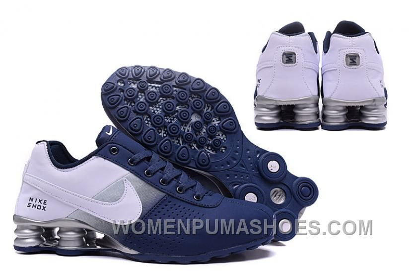another chance e63f1 cf06c NIKE SHOX DELIVER 809 NAVY BLUE WHITE Super Deals BbBhK, Price   88.00 -  Women Puma Shoes, Puma Shoes for Women