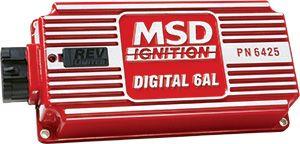 Digital 6al Ignition Control Msd Ignite Chevy Ls