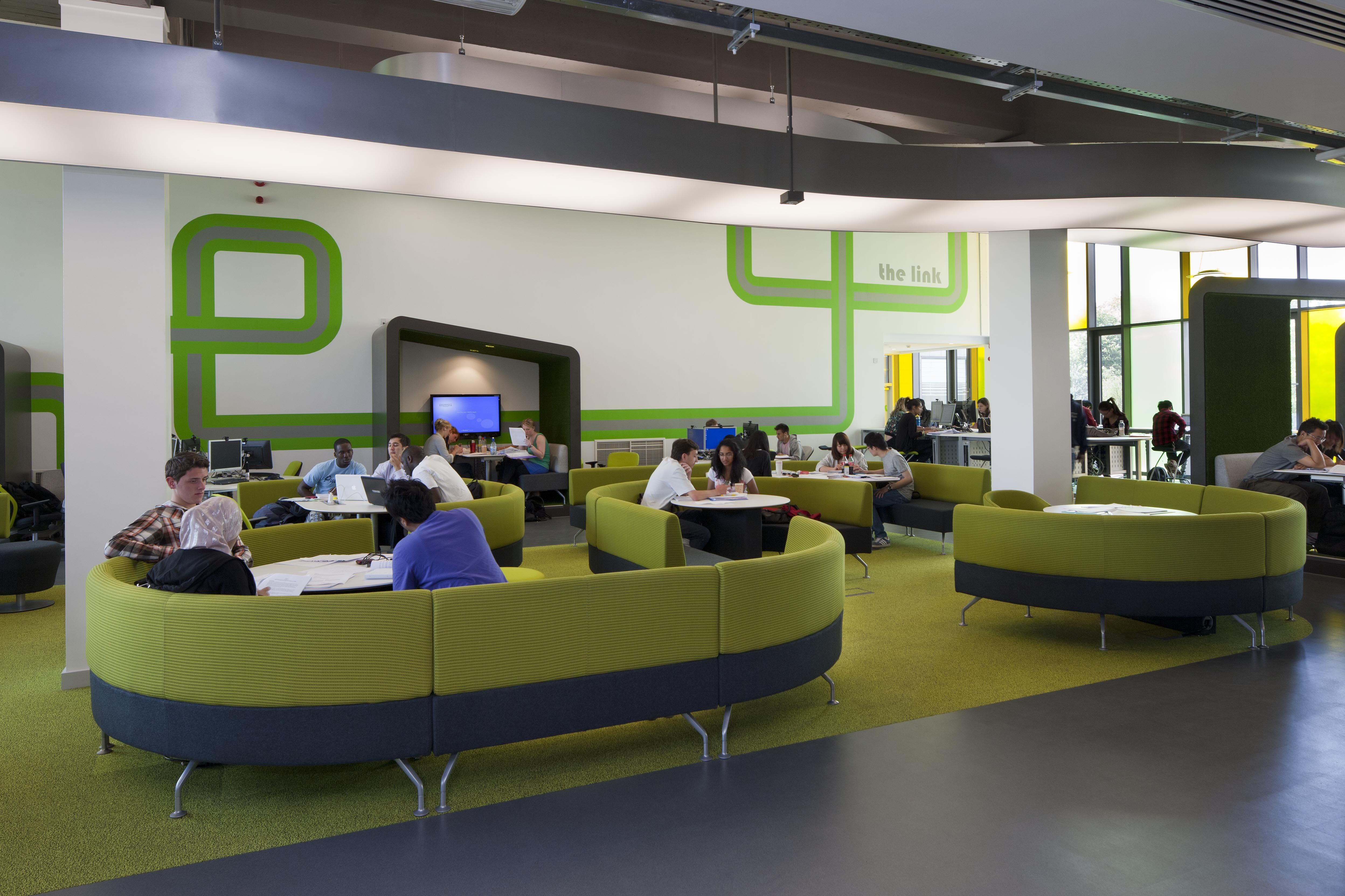 The Link University Of Birmingham Case Study Broadstockcouk