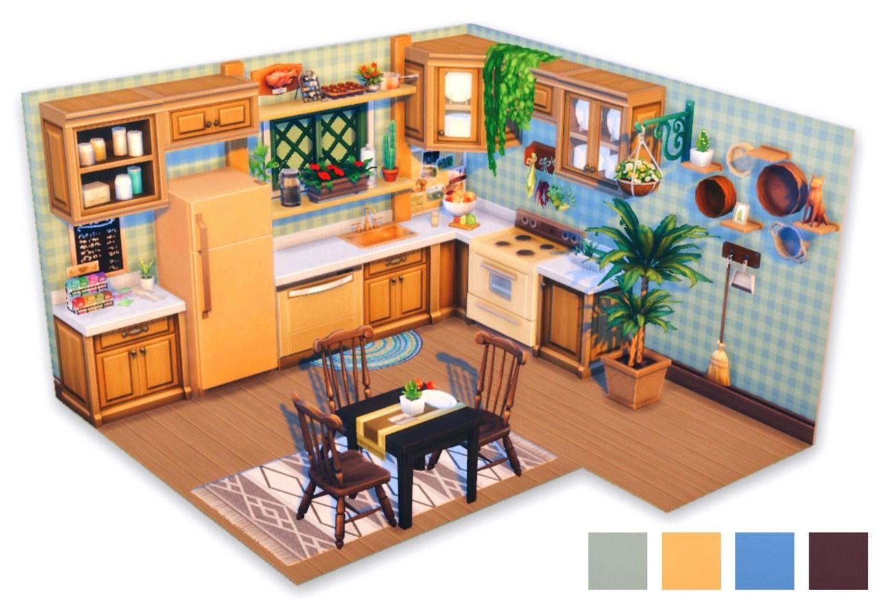 simvope   Sims 21 house design, Sims house, Sims house design