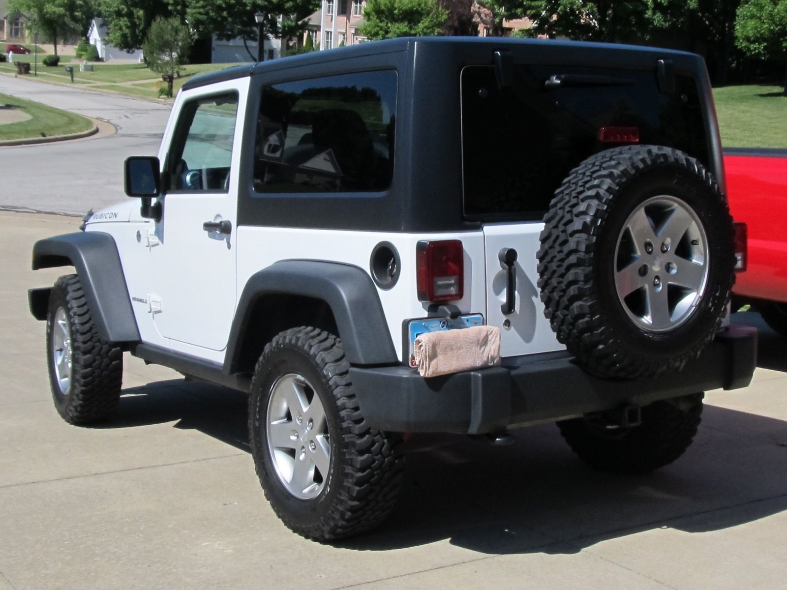 Car Brand Auctioned Jeep Wrangler Rubicon Jeep Wrangler Rubicon