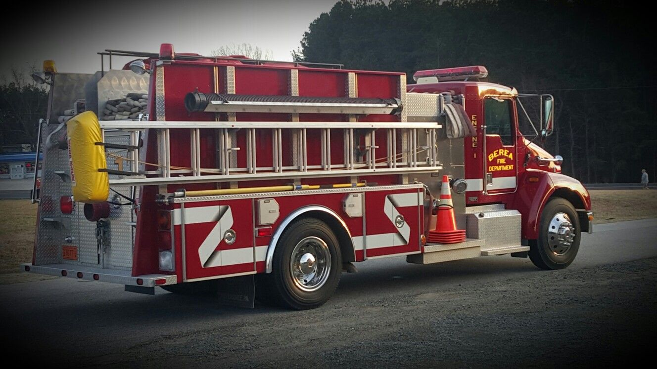 how to become a volunteer firefighter in nc