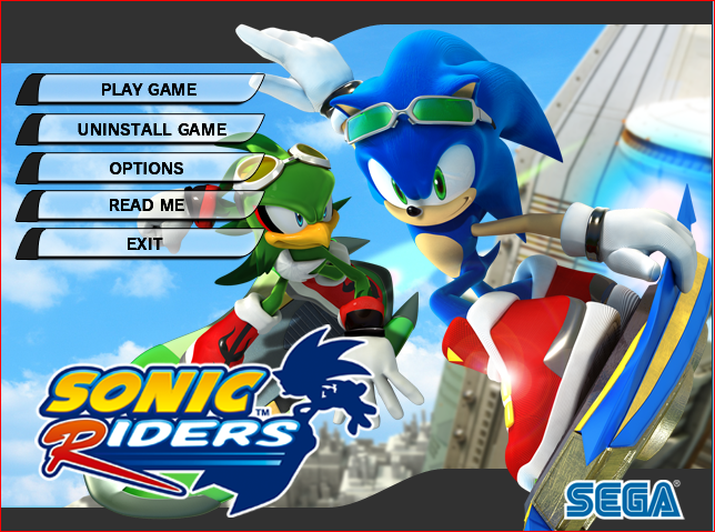 Sonic Free Riders Pc