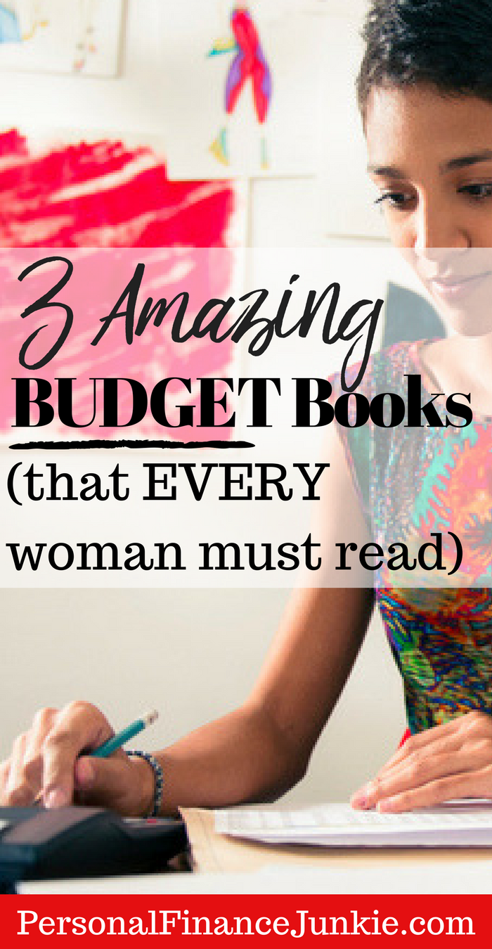 the 3 best budgeting books for women pinterest budgeting