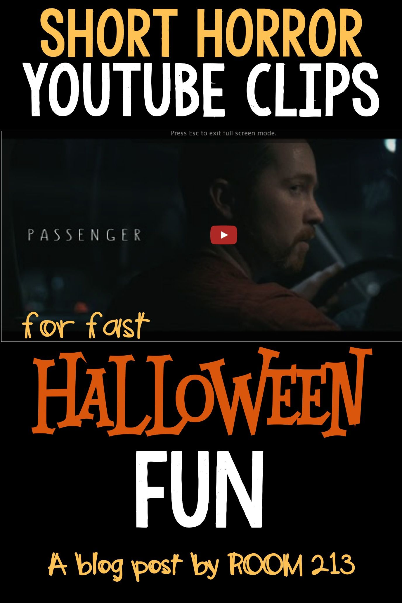 High School English Want To Have Some Halloween Fun But