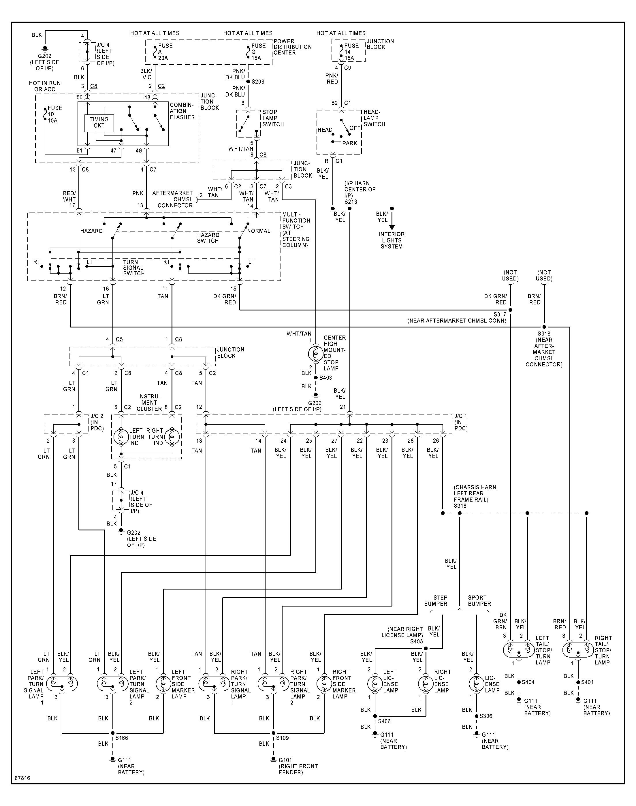 Unique 2002 Dodge Ram 1500 Instrument Cluster Wiring Diagram Diagram Diagramsample Diagramtemplate Wiringdiagram Diag Dodge Dakota Dodge Elektroschaltplan