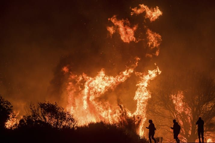 California S Largest Wildfire On Record Is Finally 100 Contained Sylmar California California Fire