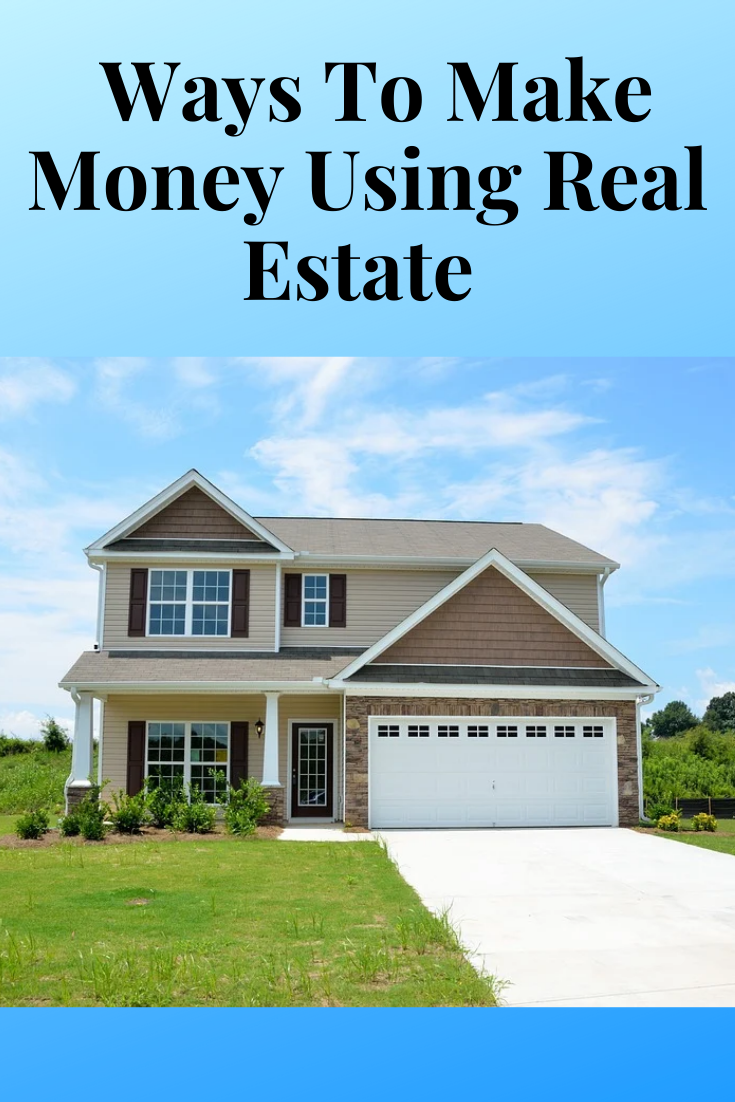 This six figure income is pretty lucrative with so little effort. And it's not a real estate agent nor broker nor investor. And yes, people really do make that much! #realestate #realestatemarketing #makemoney