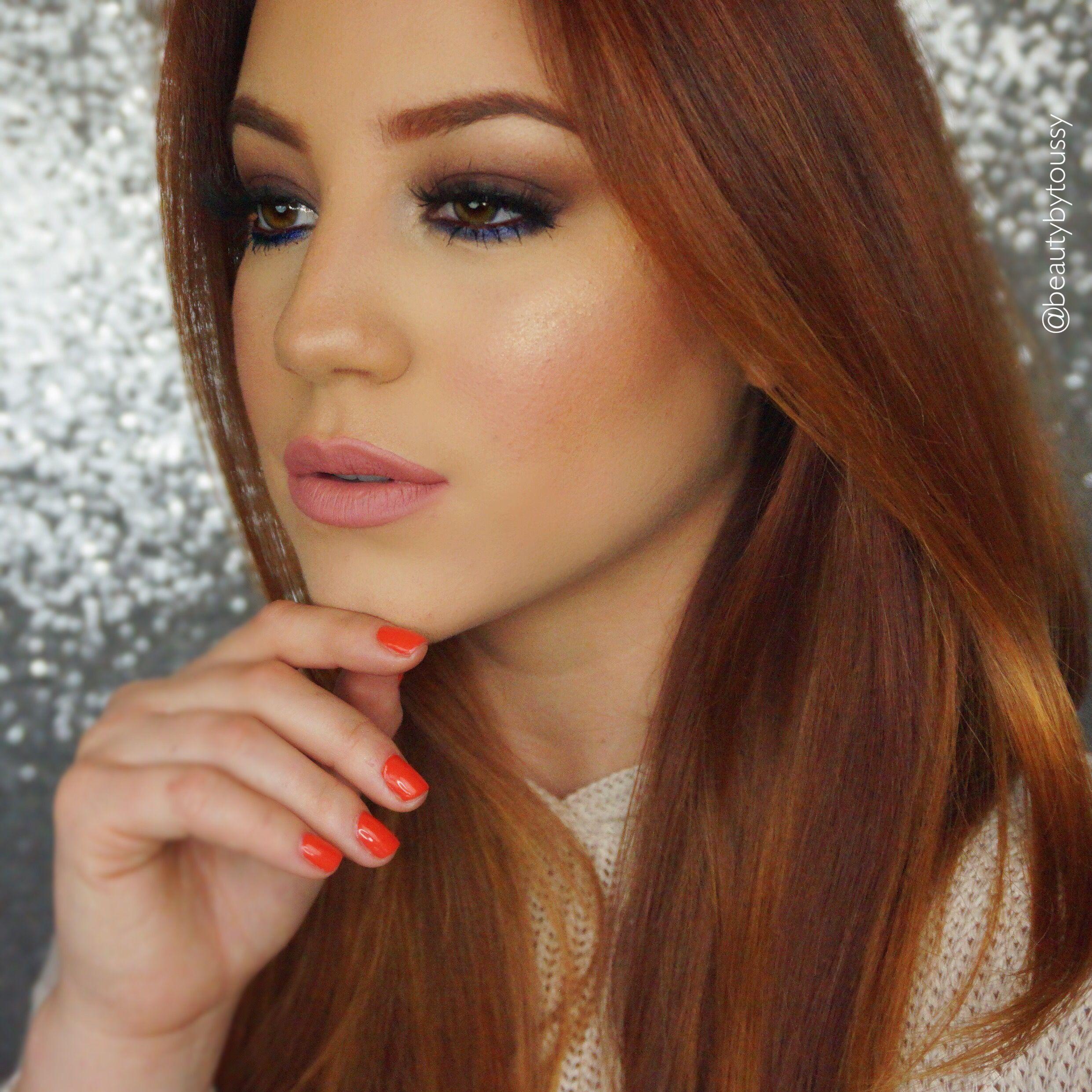 Beautybytoussy Auburn Hair Red Copper Hair Color Red Heads Pinterest
