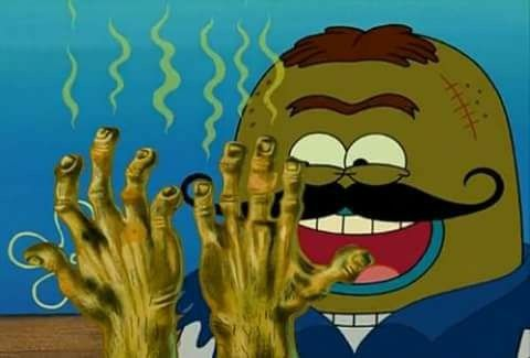 The Tattletale Strangler Spongebob Squarepants Spongebob