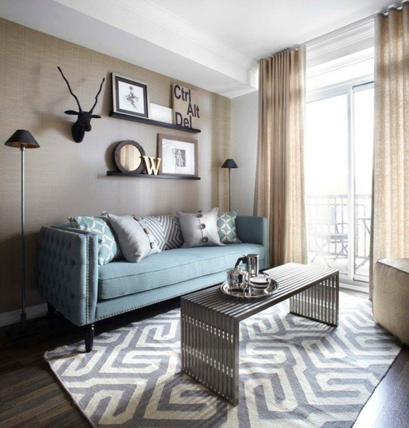 Kleines Heizkorper Design Wohnzimmer: Kleines Wohnzimmer Gestalten: Wie Kann Es Schön Werden