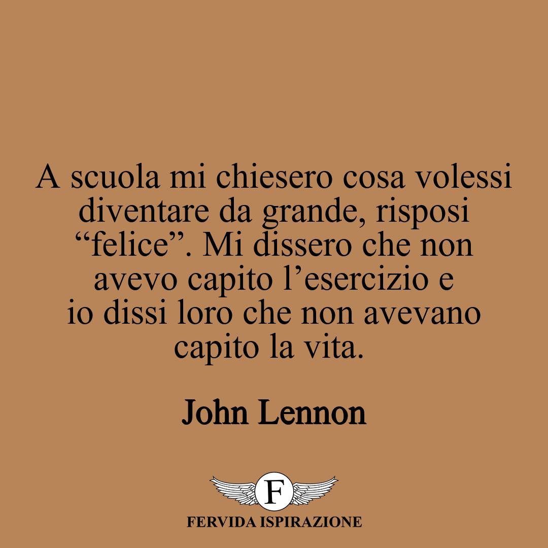 Frasi Sulla Vita John Lennon.Frasi Famose Sulla Vita Le Migliori Su Fervida Ispirazione Il 1 Sito Di Motivazione In Italia Nel 2020 Citazioni Significative Citazioni Sagge Citazioni Divertenti