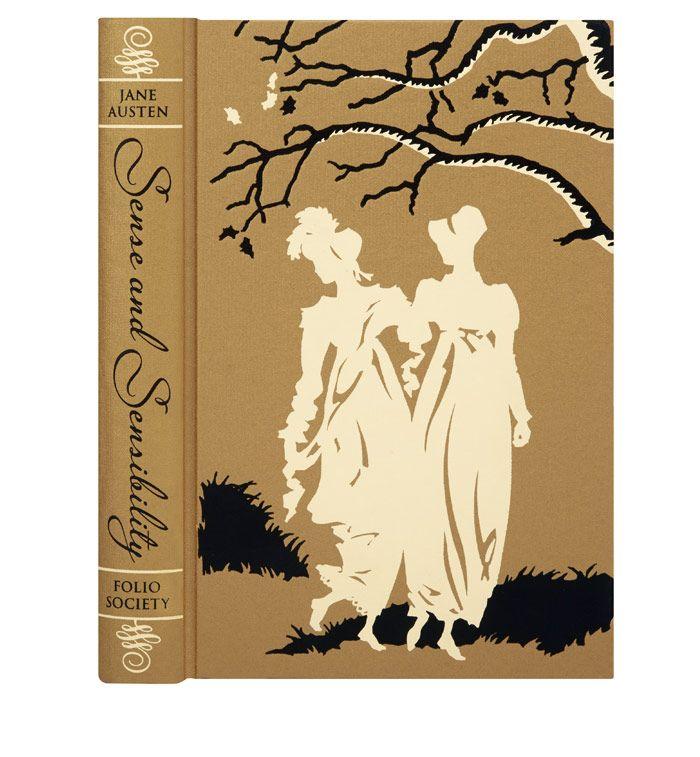 Sense and Sensibility   Folio Illustrated Book