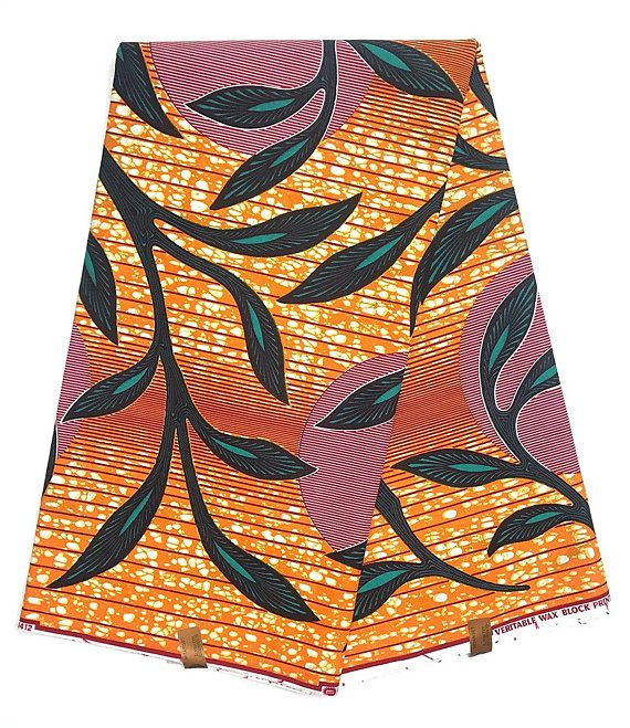 Ankara Super Wax High Quality Bright Colour 100/% Cotton African Print 1 6 Yard