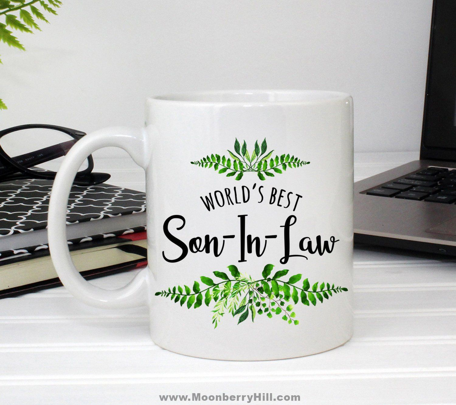SonInLaw Gift, Best Son In Law, Son In Law Mug, Best Son