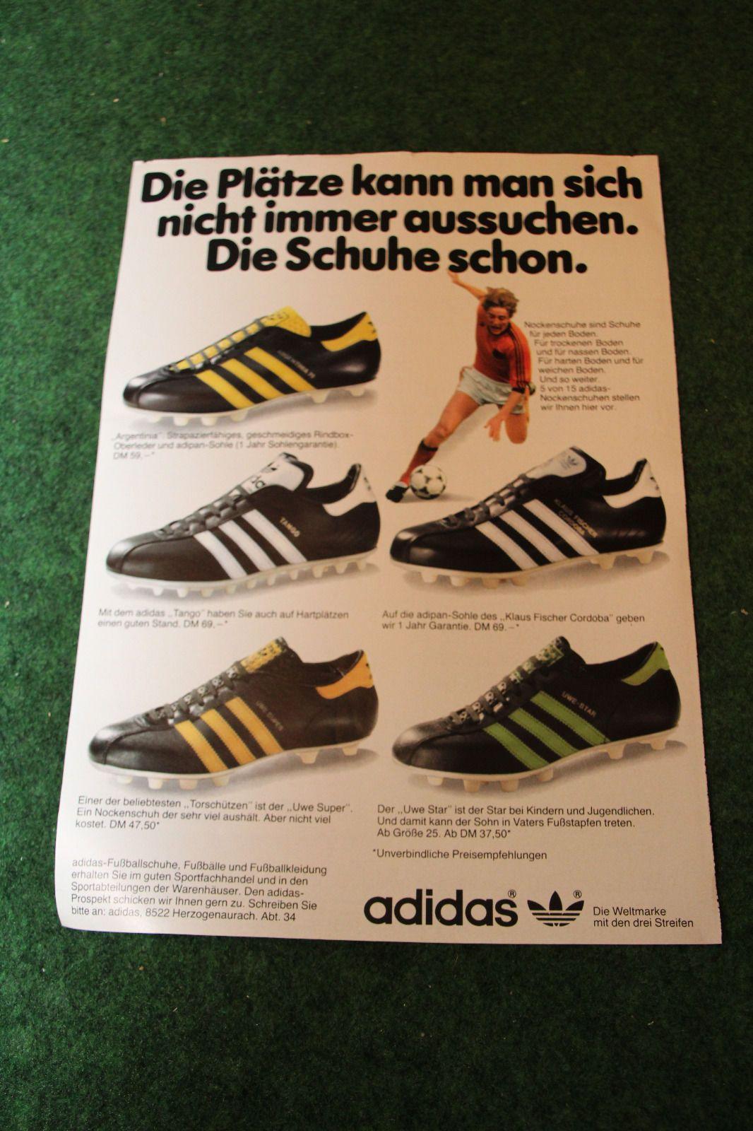Sleep Schuh Play Alte Fussball WerbungEbay Eat Adidas 8OkN0nwPX