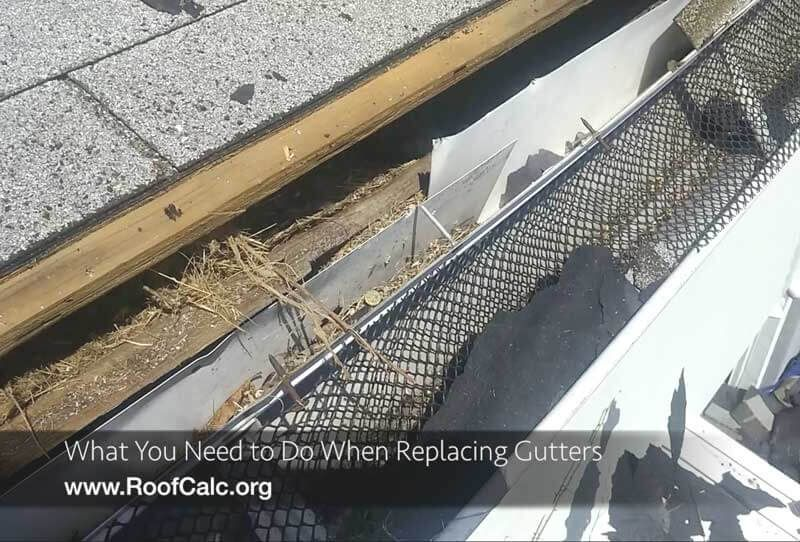 What you need to do when replacing gutters construction what you need to do when replacing gutters solutioingenieria Image collections