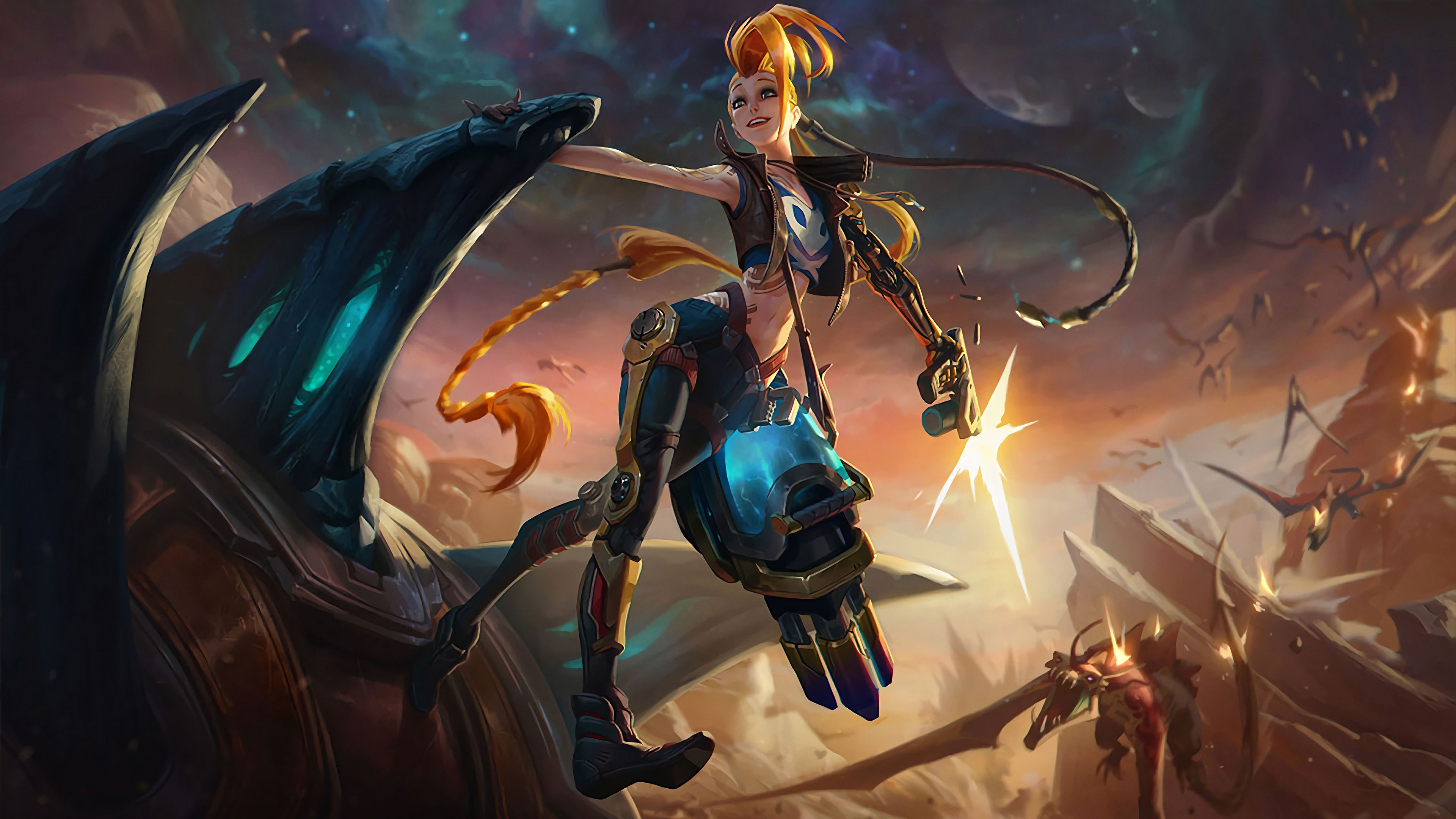 Jinx League Of Legends 8k League Of Legends Wallpapers Jinx League Of Legends Wallpapers Hd Wa Jinx League Of Legends Lol League Of Legends League Of Legends