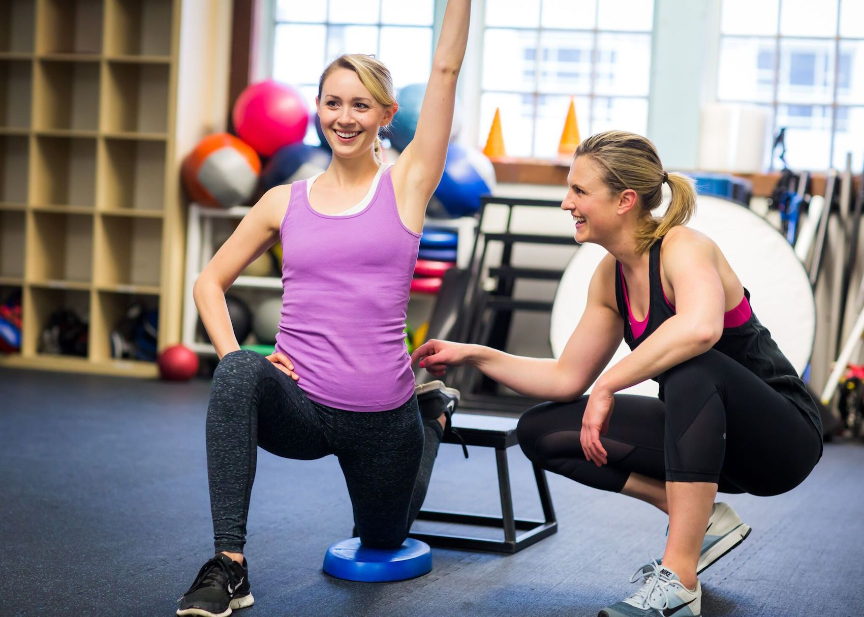 Top 10 Fitness Trainers In San Francisco Fitness Trainer Fitness Fit Women