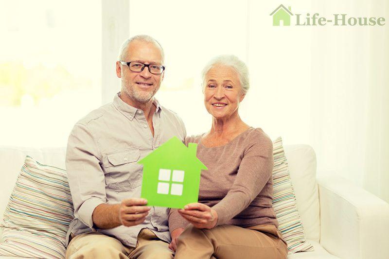 Пансионат Life-House - частный гериатрический дом престарелых