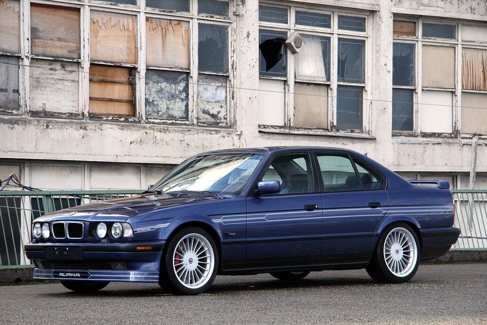 Bmw Alpina B10 Bi Turbo Bmw Alpina Bmw E34 Bmw Vintage