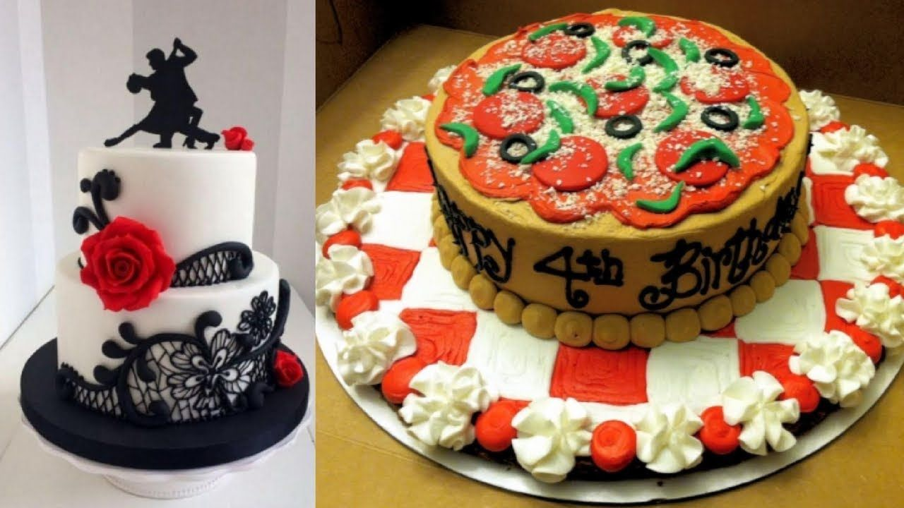 Satisfying Cakes Compilation COOL Decorating Cake Tutorial ...