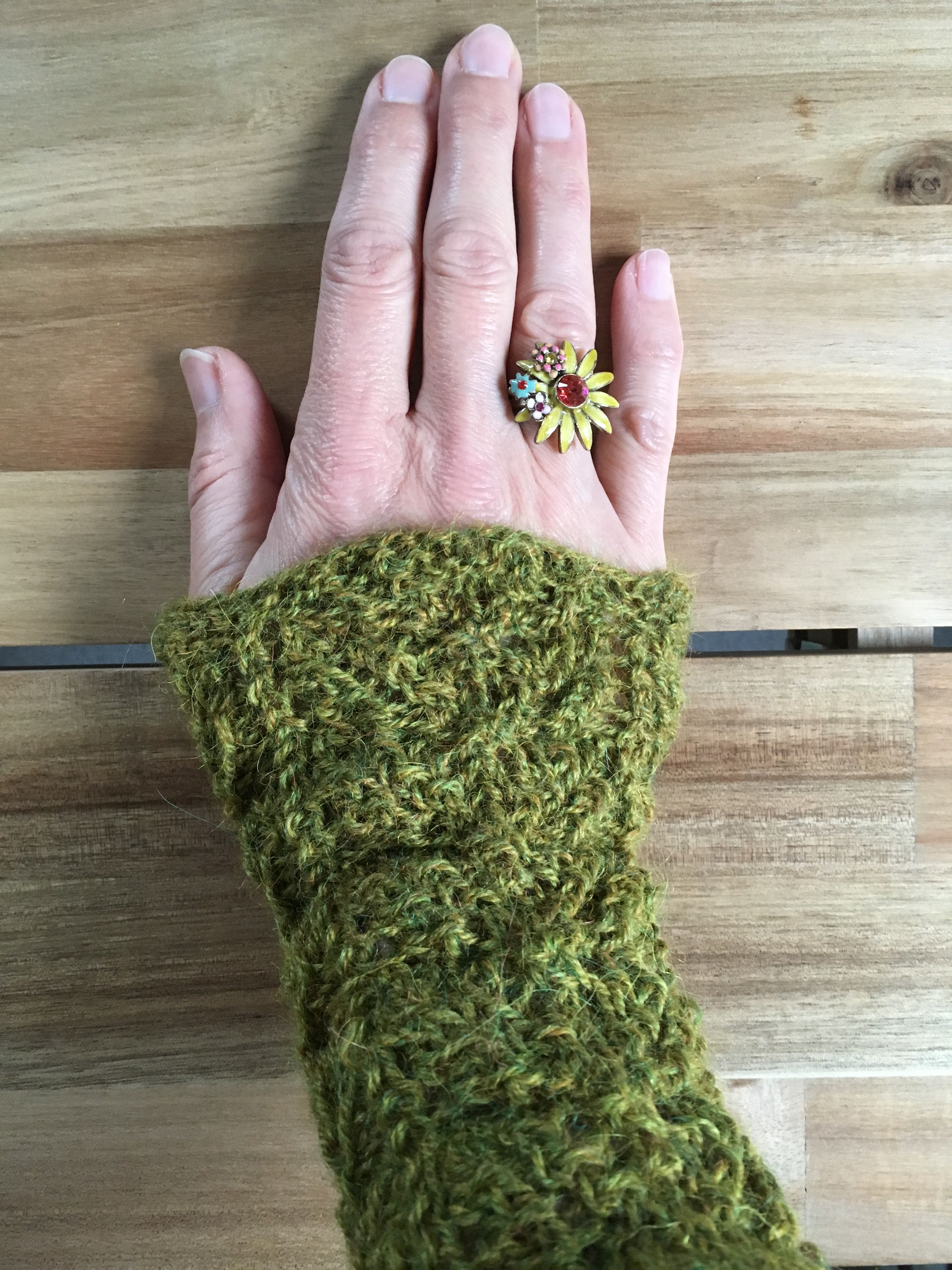 pulswärmer drops #alpaca | Knitting & Crochet | Pinterest | Alpacas ...