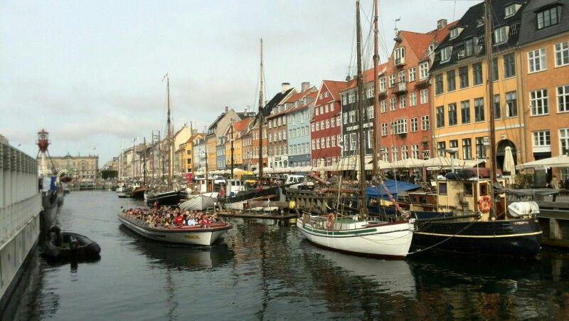 Kopenhagen. Nyhavn