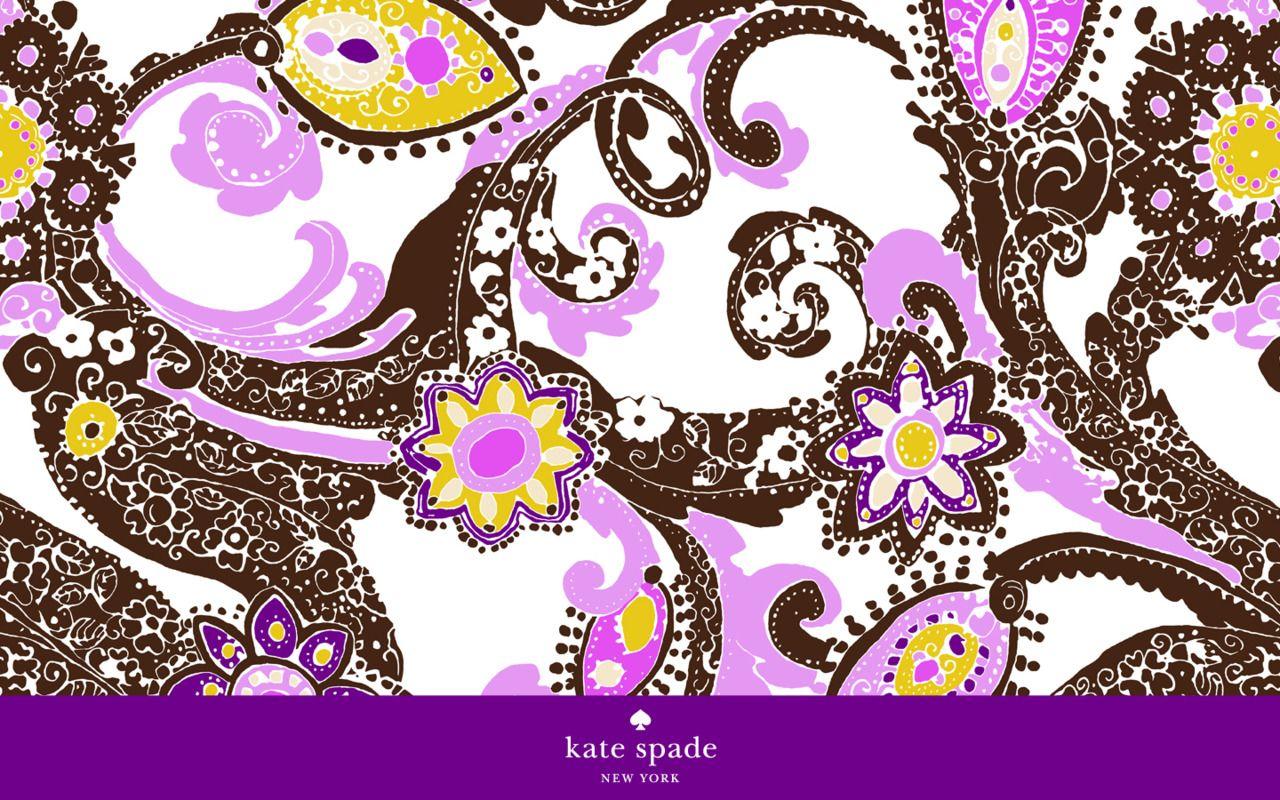 Wallpaper iphone kate spade - Kate Spade Year Of Pattern