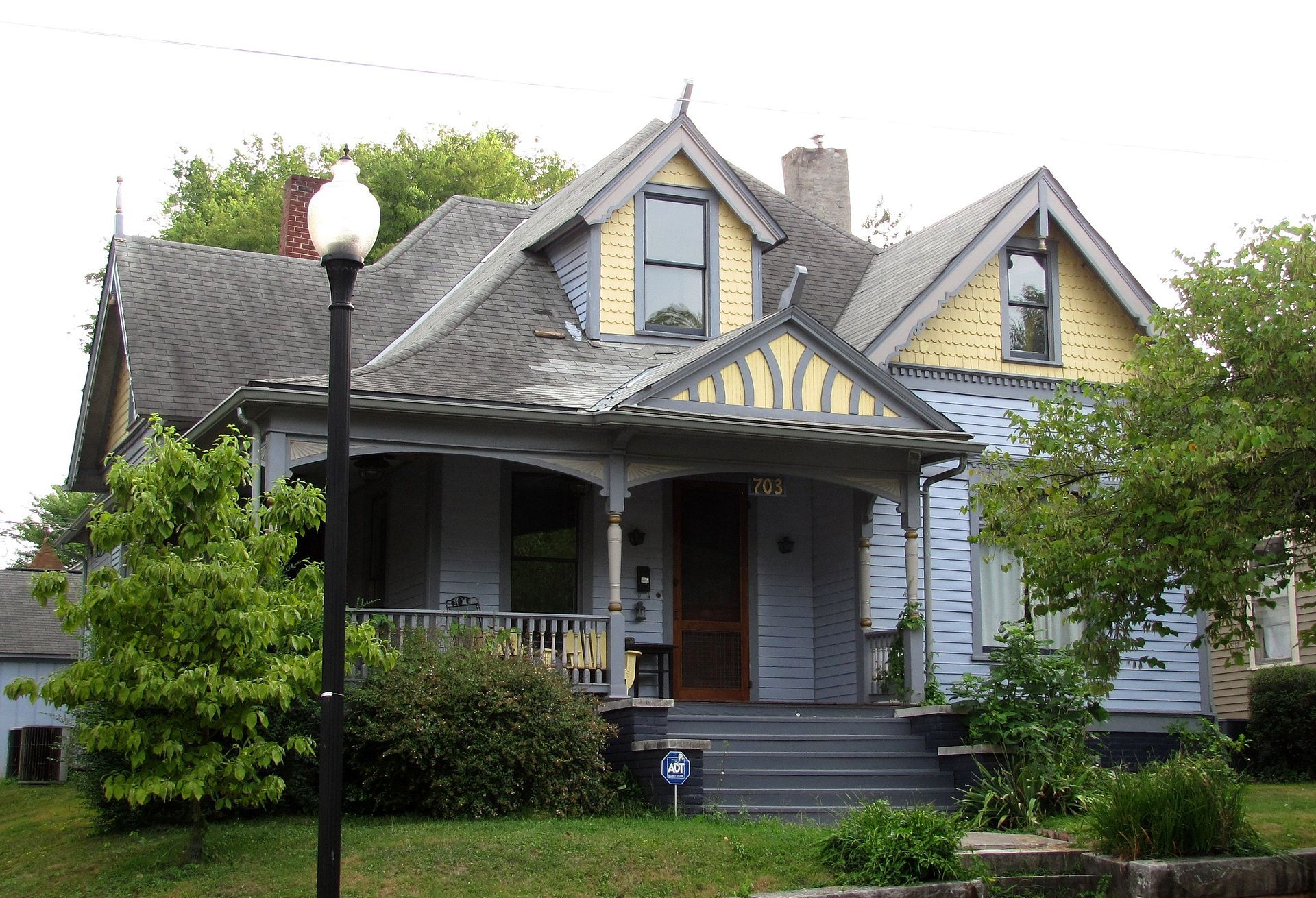 List Of George Franklin Barber Works Wikipedia The Free Encyclopedia Gorgeous Houses Victorian Style Homes Old Houses