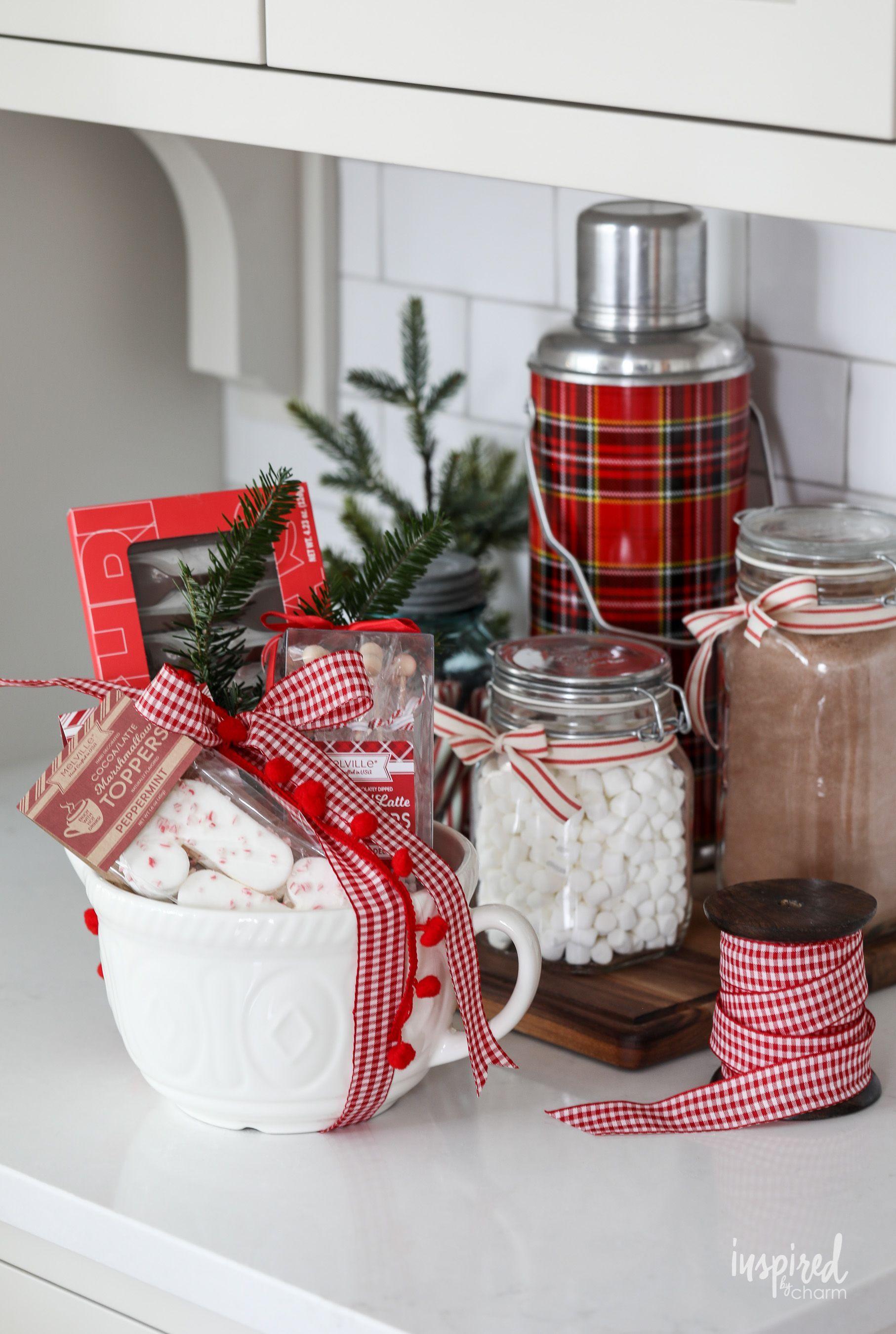 Creative Hostess / Secret Santa / Yankee Swap Gift Ideas - HomeGoods #secretsantaideas Creative Hostess / Secret Santa / Yankee Swap Gift Ideas - HomeGoods
