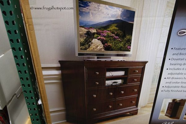Costco Universal Furniture Lyndhurst Media Dresser 499 99