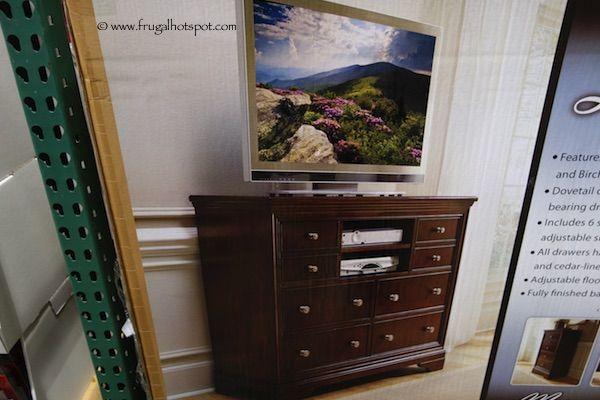 Costco Universal Furniture Lyndhurst Media Dresser 499 99