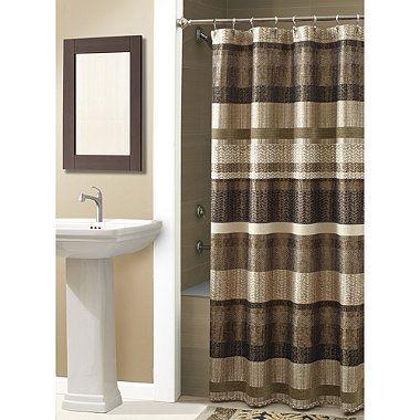 Croscill Portland Shower Curtain In