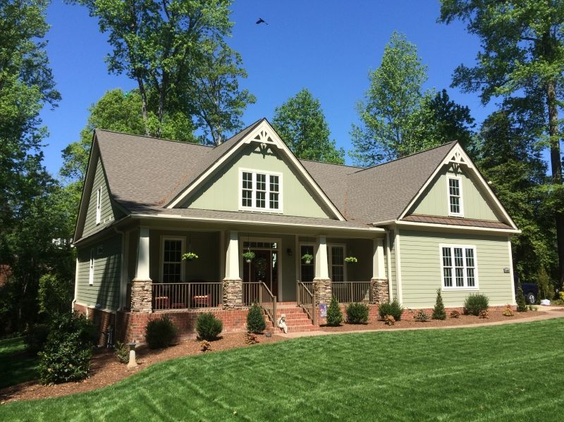 Azalea Park Home Plans and House Plans by Frank Betz Associates
