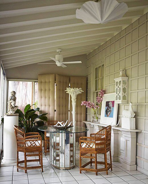 Palm Beach Style Decorating Decoded With Images Beach