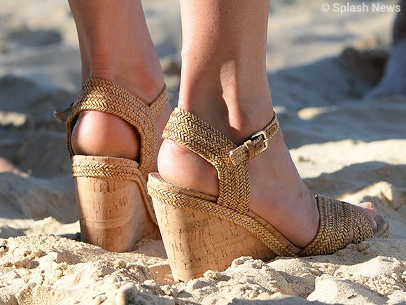 discount cost Stuart Weitzman Woven Wedge Sandals classic cheap price discount low shipping for nice sale online vOaPD