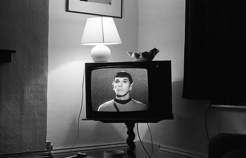 Star Trek op de tv