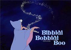 Cinderella S Fairy Godmother Sings The Bibbidi Bobbidi Boo
