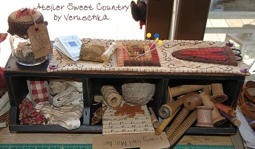 Atelier Sweet Country: Ehilà ... toc toc ?