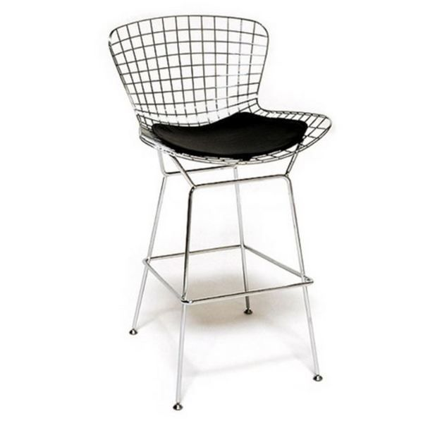 Wire Counter Height Chair (Set of 2) - Overstock™ Shopping - Great Deals on Bar Stools